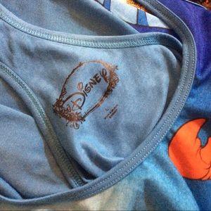 Disney Tops - The little mermaid Ariel Flounder Sebastian Disney
